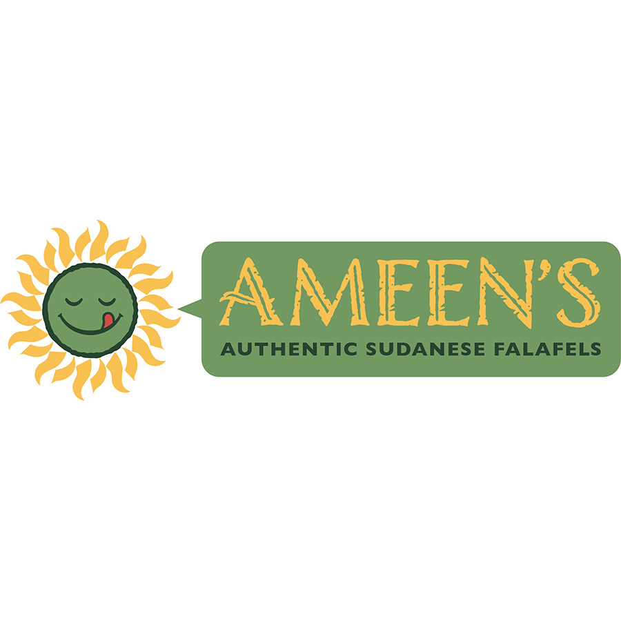Ameen's unused 6 logo design by logo designer Sabingrafik for your inspiration and for the worlds largest logo competition