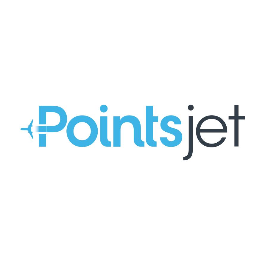 Points Jet logo design by logo designer Brown Ink Design