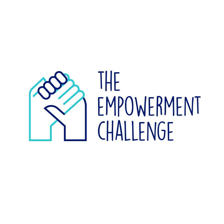 The Empowerment Challenge logo design by logo designer Brown Ink Design