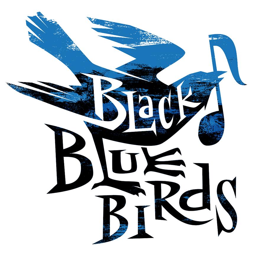Black Bluebirds