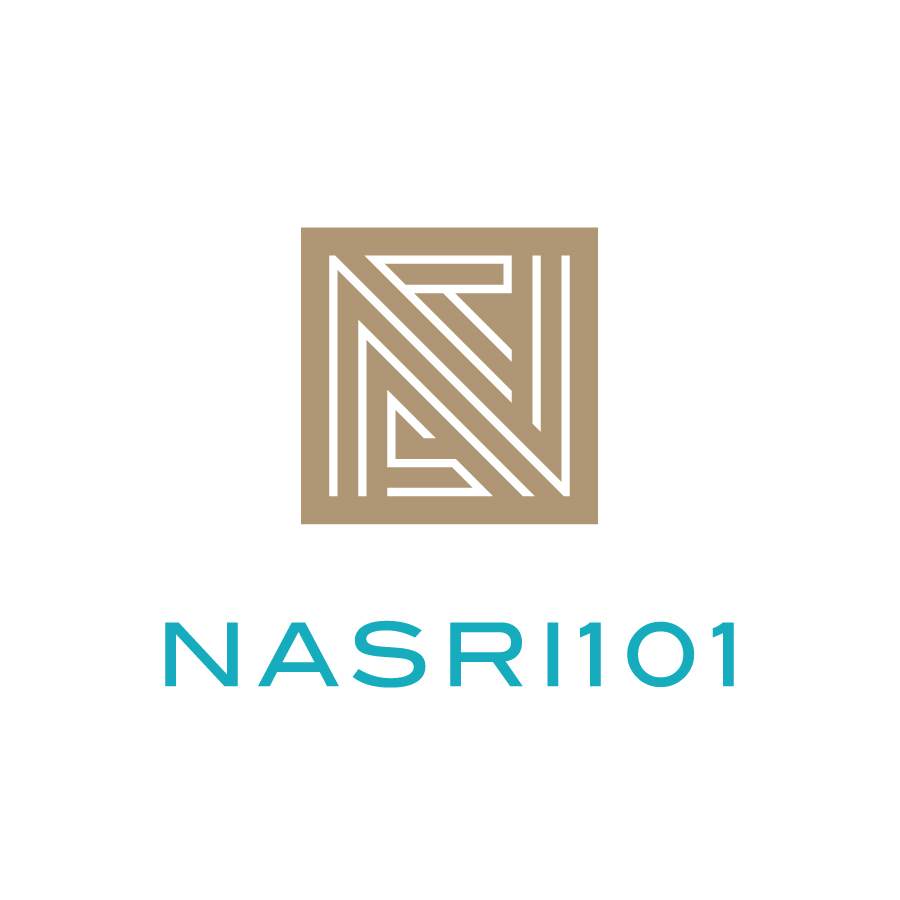 NASRI101 logo design by logo designer Youngha Park for your inspiration and for the worlds largest logo competition