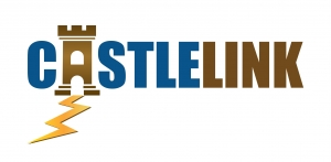 CASTLELINK logo design by logo designer Whitney Wiedner, Graphic Designer