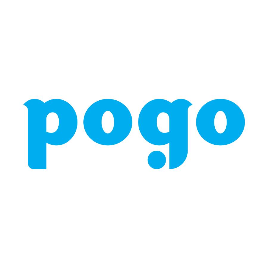Pogo logo design by logo designer Chris Rooney Illustration/Design