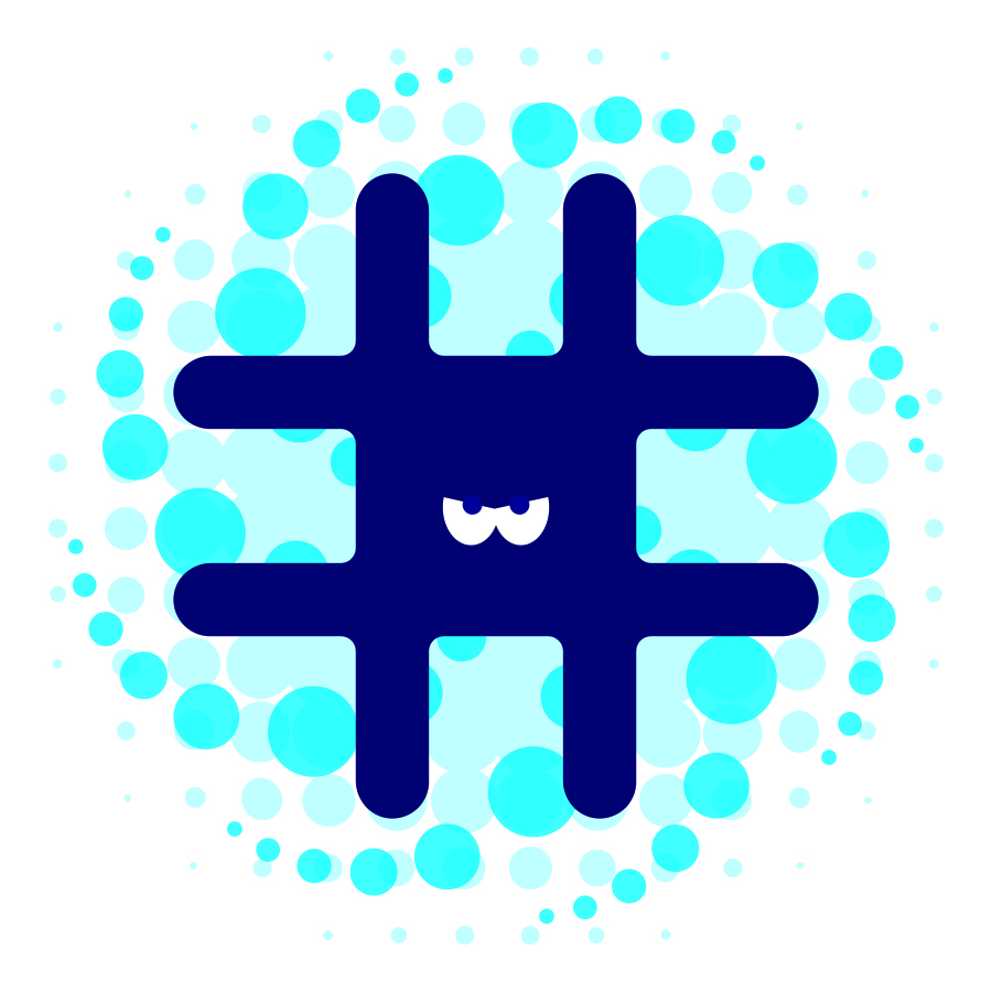 Hashtagopus