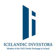 Icelandic Investors logo design by logo designer DAGSVERK - Design and Advertising for your inspiration and for the worlds largest logo competition