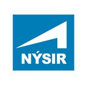 Nysir Ltd. logo design by logo designer DAGSVERK - Design and Advertising for your inspiration and for the worlds largest logo competition
