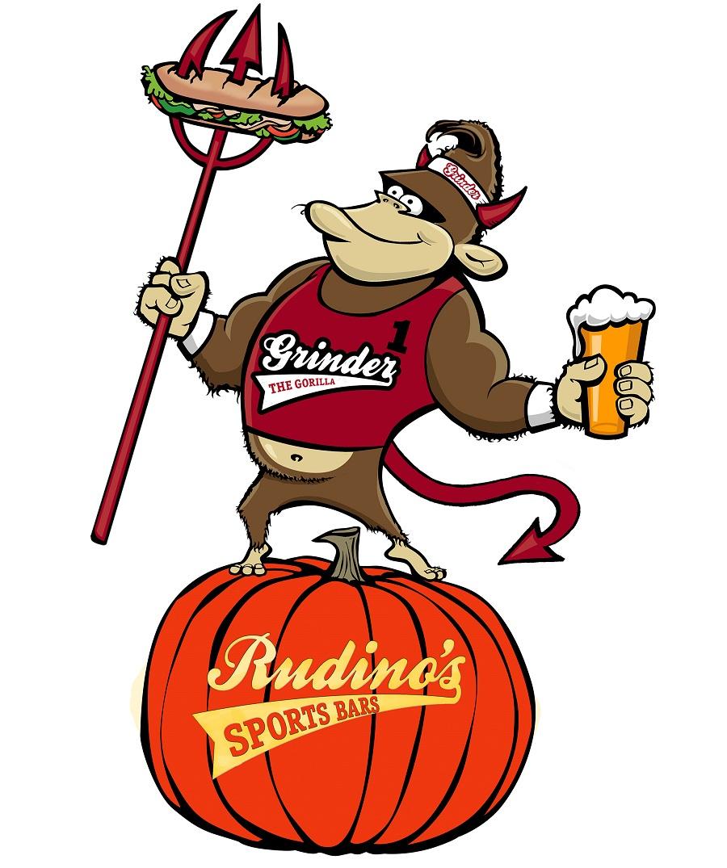 Grinder the Gorilla logo design by logo designer The Department of Marketing