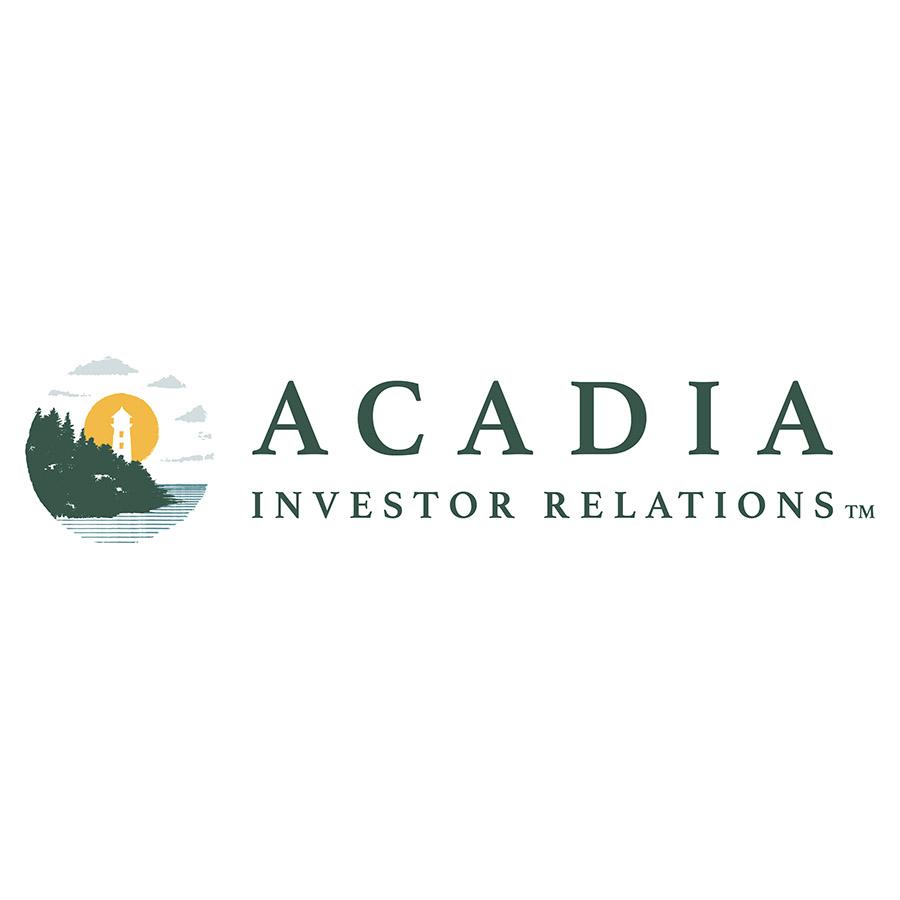 Acadia Investor Relations