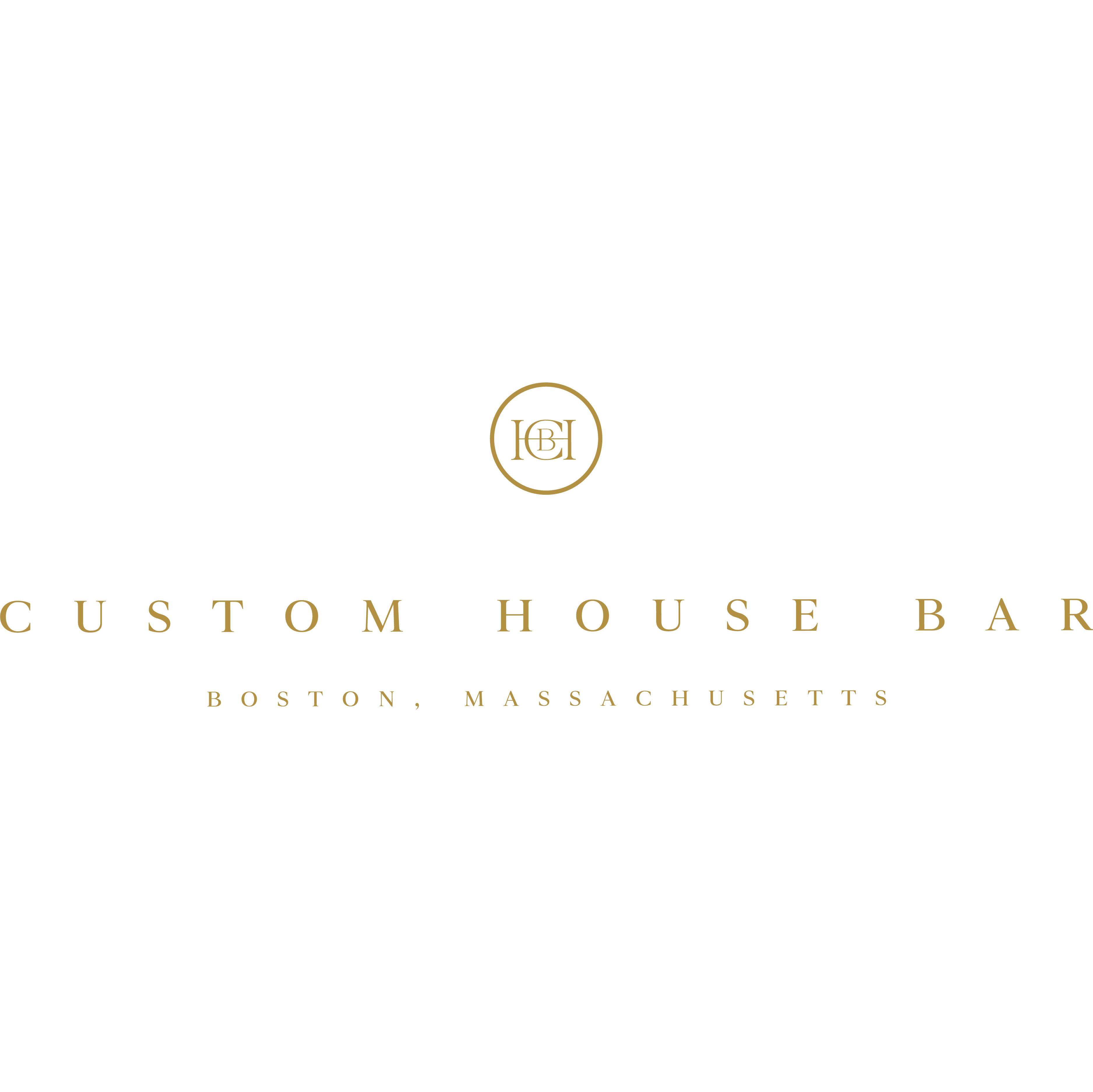 Custom House Bar Logo
