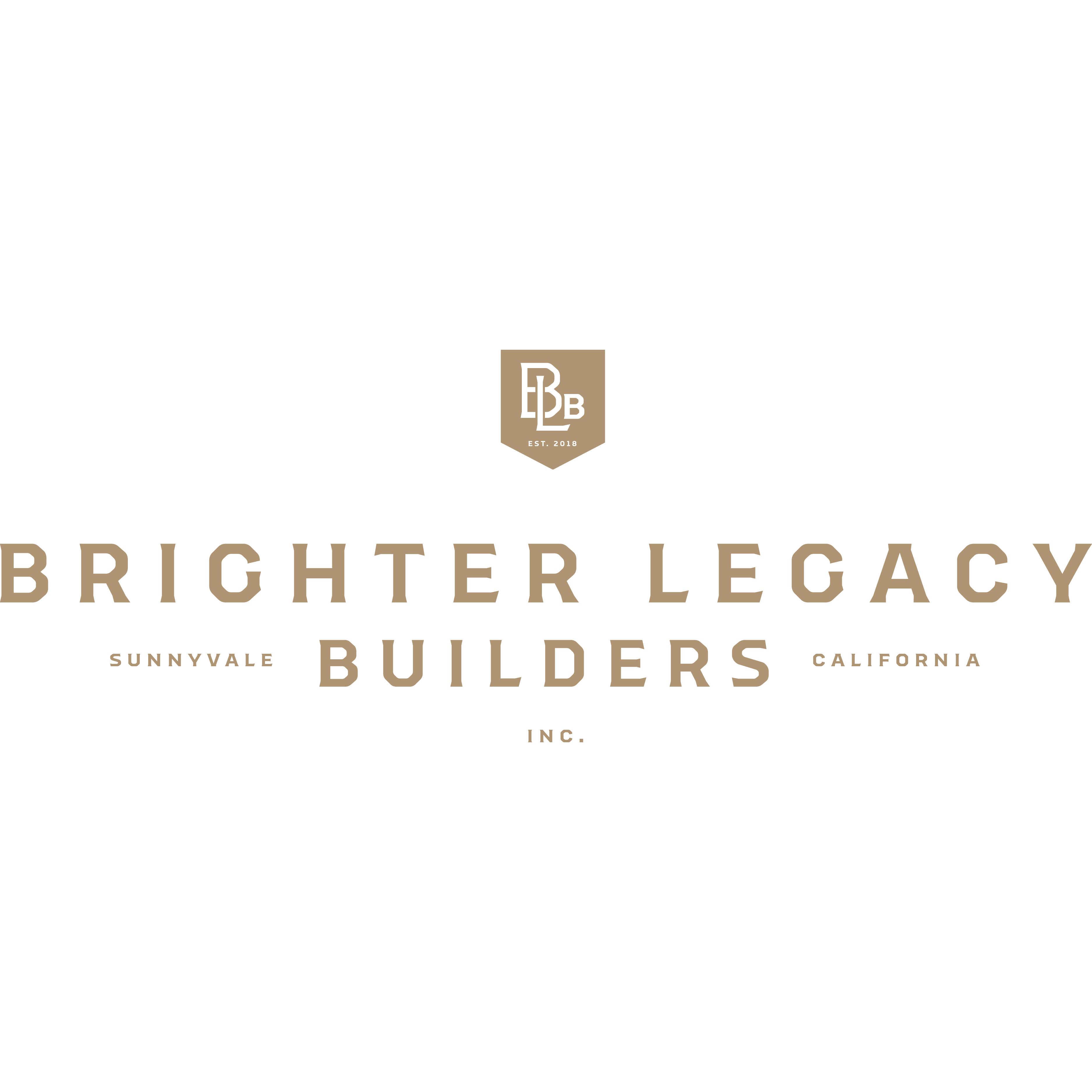 Brighter Legacy Builders logo