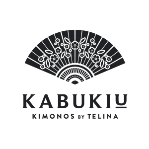 Kabukiu Kimonos By Telina logo design by logo designer Dessein for your inspiration and for the worlds largest logo competition