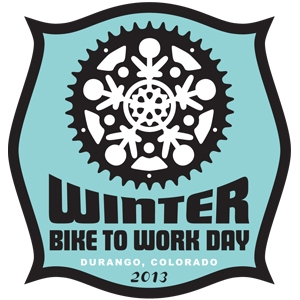 Winter Bike To Work Day