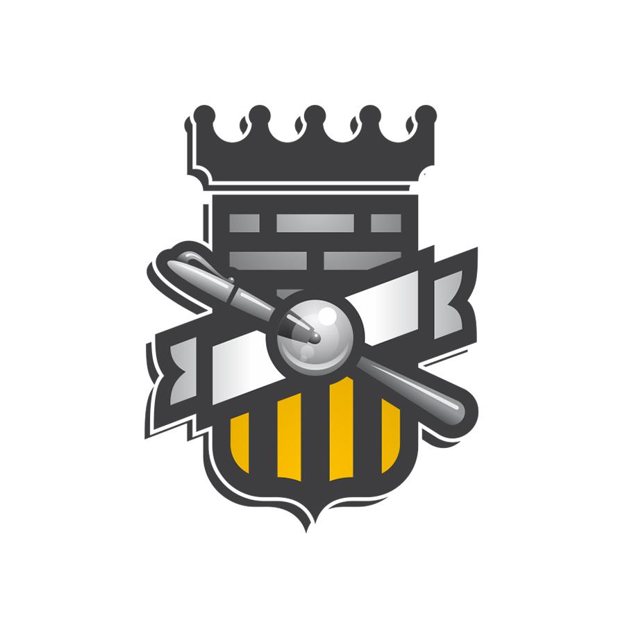 Cerberus logo design by logo designer Roman Kotikov
