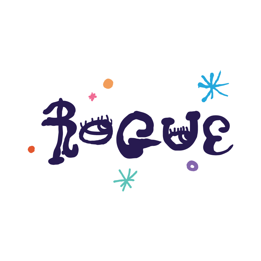Rogue logo design by logo designer WEIRDO for your inspiration and for the worlds largest logo competition