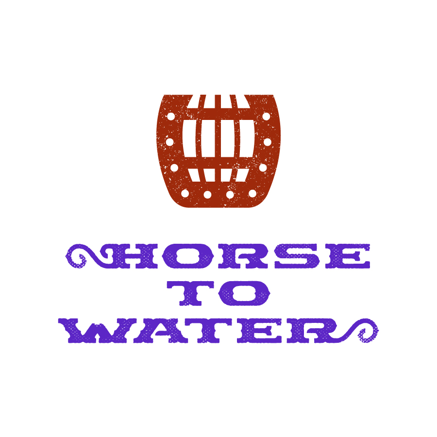Horse to Water logo design by logo designer WEIRDO for your inspiration and for the worlds largest logo competition