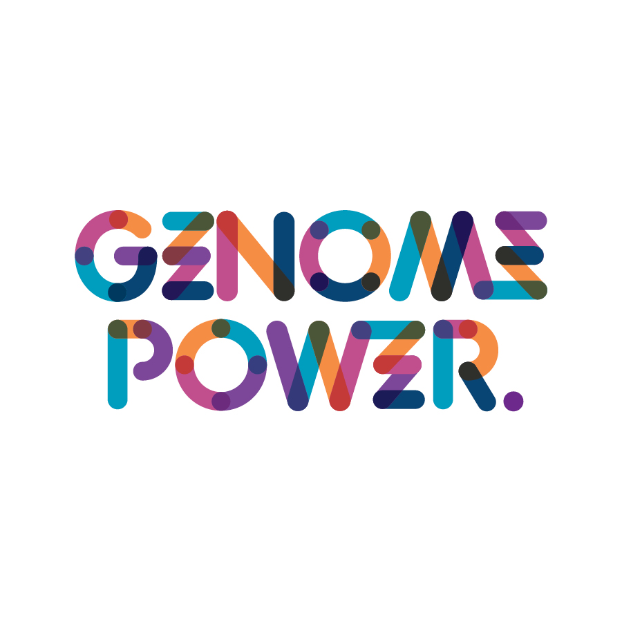 Genome Power logo design by logo designer See&Co
