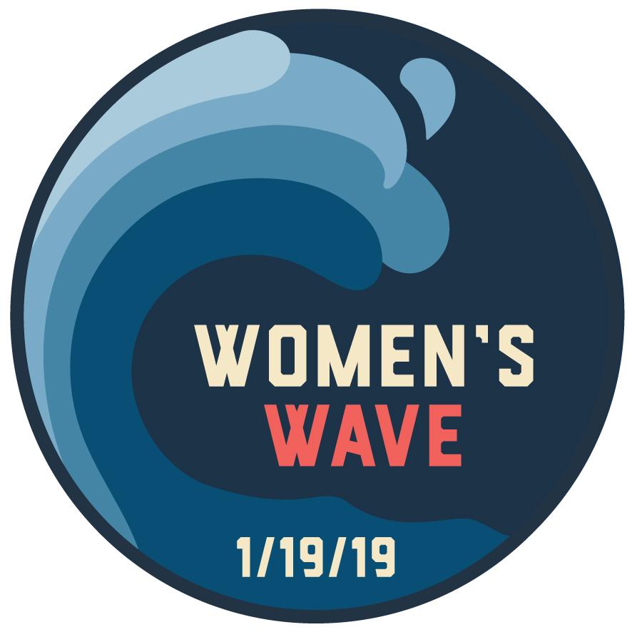 WomensWave4 logo design by logo designer arin fishkin