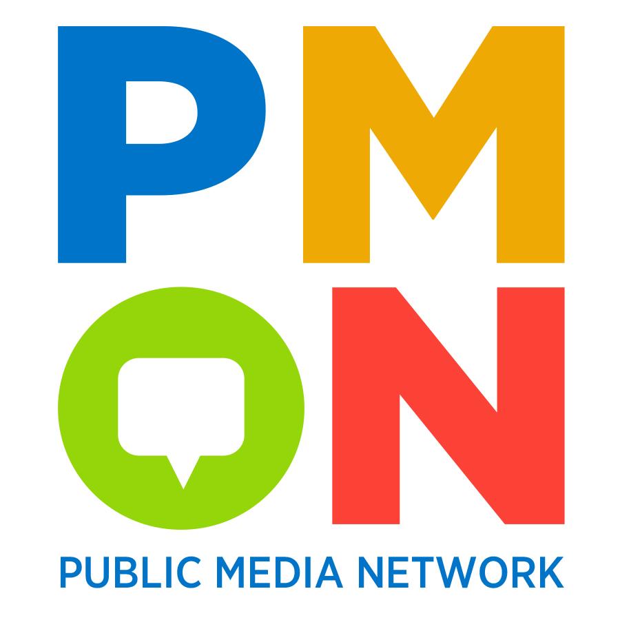 Public Media Network logo design by logo designer Causality