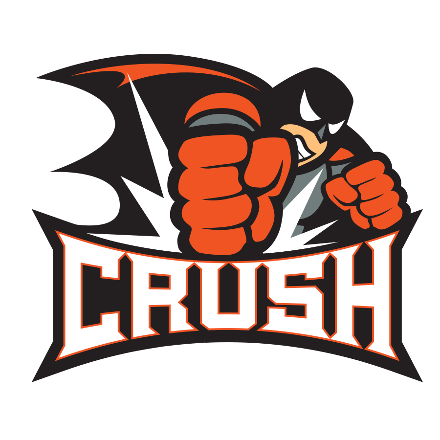 CrushFC logo design by logo designer Causality