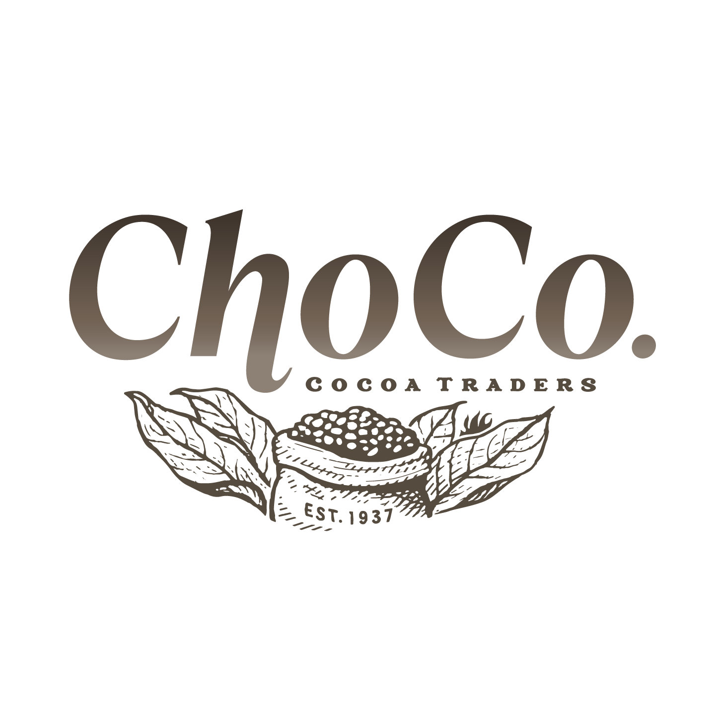 ChoCo. Chocolate Traders logo design by logo designer Kessler Digital Design