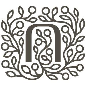Naurel (emblem) logo design by logo designer Voov Ltd. for your inspiration and for the worlds largest logo competition