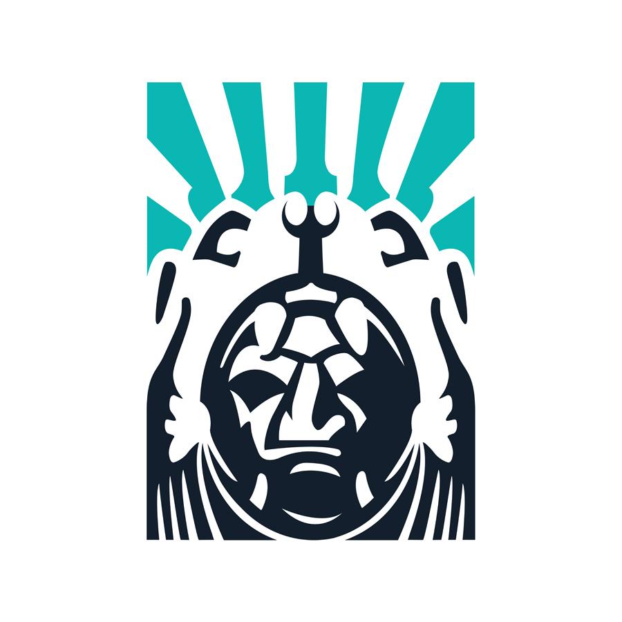 Cafe Azteca logo design by logo designer Design Film, LLC