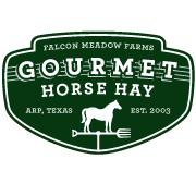 Gourmet Horse Hay