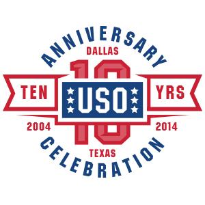 USO 10 Year Anniversary
